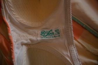 1960s Swim Suit: https://beautifuldayforvintage.com/2019/06/22/1960s-bullet-bra-beachwear/